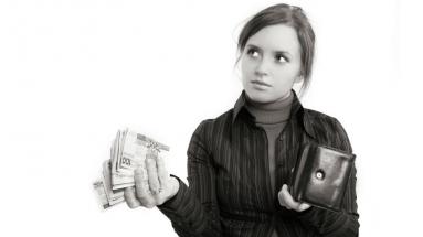 Мысли которые лишают вас денег