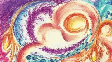 Кому поможет энерго-медитативная живопись
